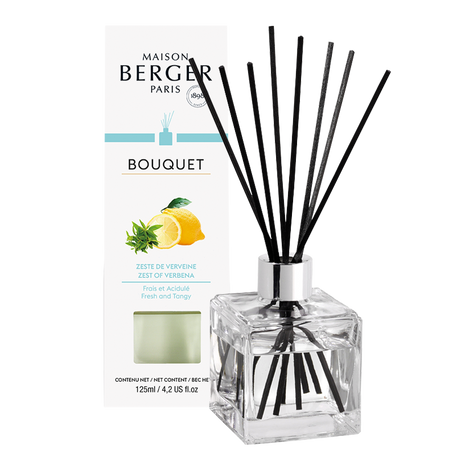 Maison Berger Paris Verbena Zest Scented Bouquet 125ml