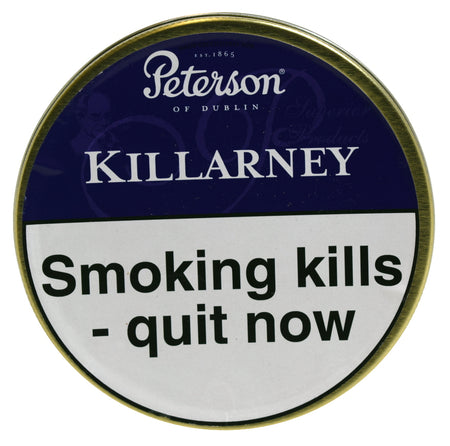 Peterson Killarney Pipe Tobacco 50g Tin