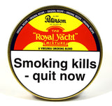 Peterson The Royal Yacht Mixture Pipe Tobacco 50g Tin