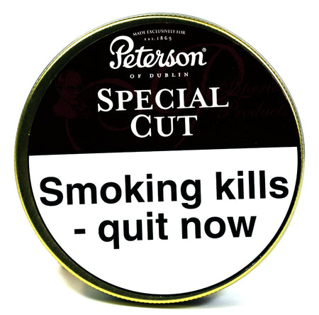 Peterson Special Cut Pipe Tobacco 50g Tin