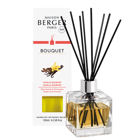 Maison Berger Paris Vanilla Gourmet Scented Bouquet 125ml
