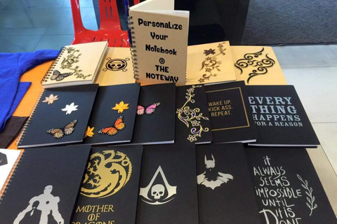 The Noteway Notebooks