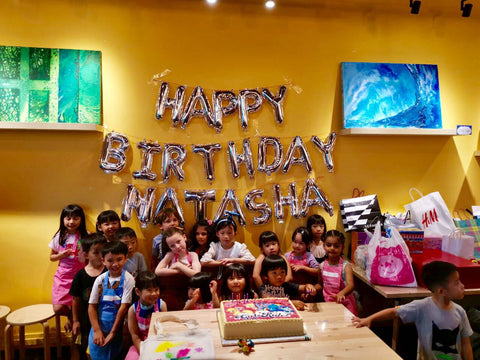 birthday party singapore