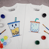 Bobabuddies Couple T-Shirt Painting Kit