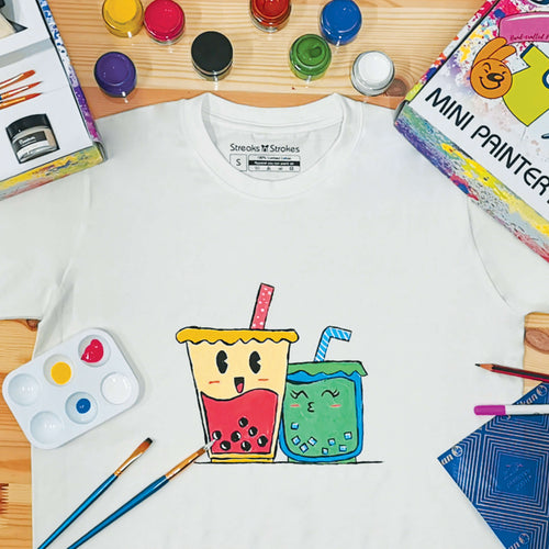 DIY Adults T-Shirt Painting Kit