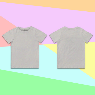 Plain Adults Cotton T-Shirt