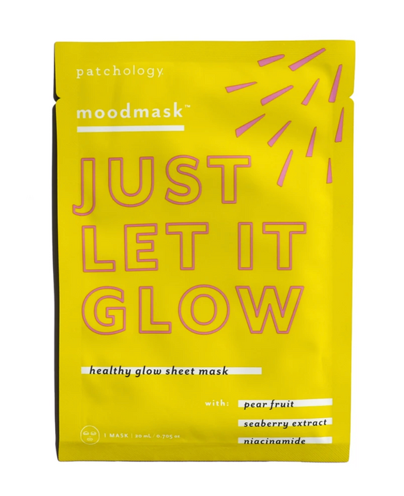 Patchology moodmask Just Let It Glow Sheet Mask