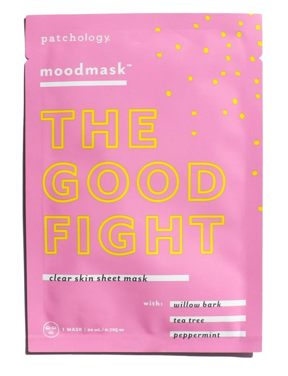 Patchology moodmask The Good Fight Sheet Mask