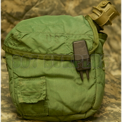 OD 2 Quart Canteen Carrier w/ Sling
