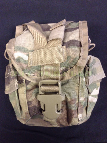 Multicam 1 QT Canteen Cover