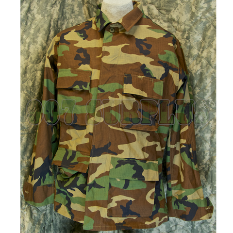 BDU Uniform Top
