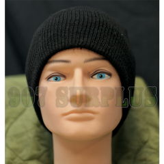 Knitted Wool Cap