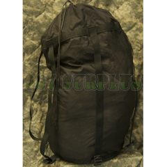 Black Compression Stuff Sack