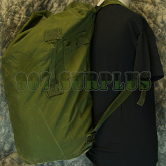 Double Strap Duffle Bag