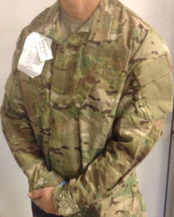 Multicam Uniform Top