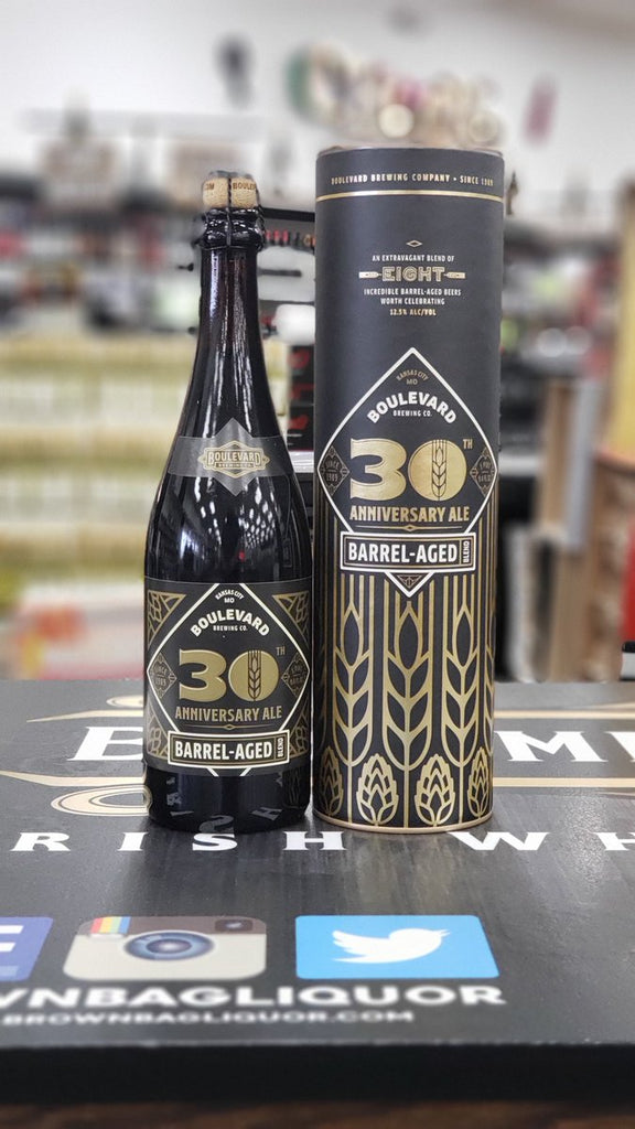 30TH Anniversary Ale – Barrel Aged Blend