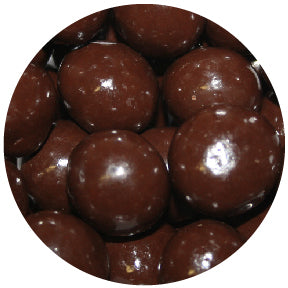 Germack Chocolate Malted Milk Balls tub- 11 oz.