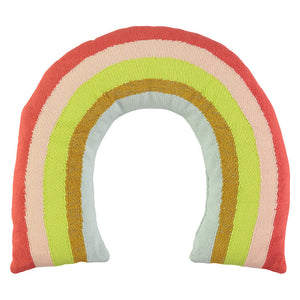 Rainbow Pillow