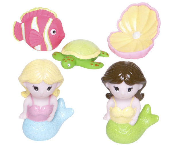 Mermaid Bath Squirts