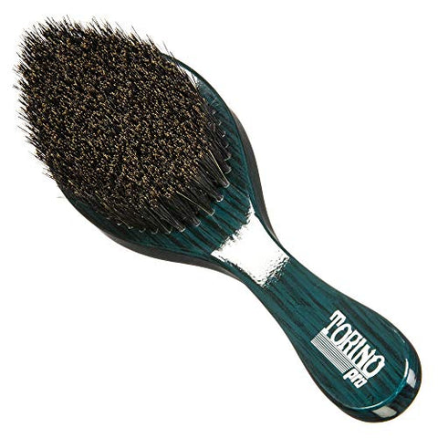 Torino Pro Wave Brush #560 By Brush King - Medium Soft Curve 360 Waves Brush- Brush exclusively made for 360 waves