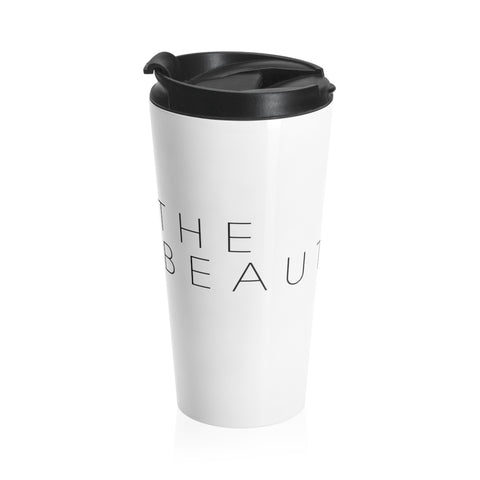 T.B.F Stainless Steel Travel Mug