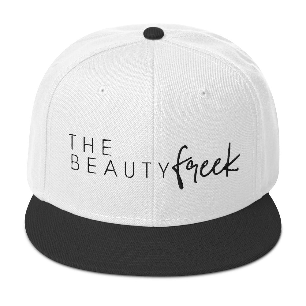 Image of T.B.F Snapback White Hat