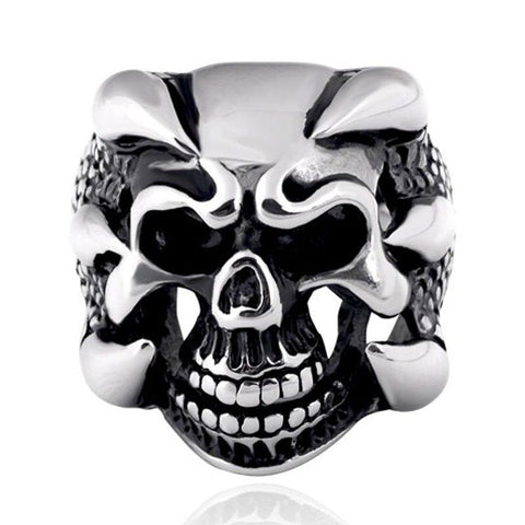Bague Griffe de Dragon Biker | Legend Dragon