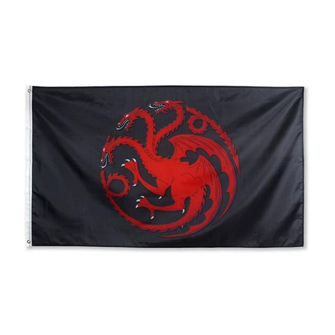 Drapeau Dragon Targaryen | Legend Dragon