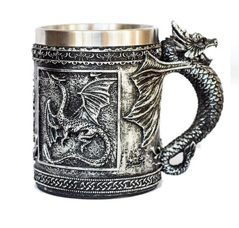 Mug Dragon Viking | Legend Dragon