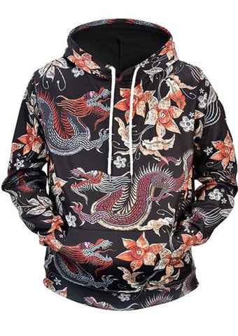Sweat Dragon Fleur du Japon | Legend Dragon
