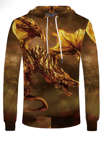 Sweat Dragon Guerrier Furieux | Legend Dragon