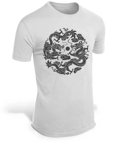 T-Shirt Dragon Art Chinois | Legend Dragon
