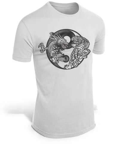 T-shirt Dragon Yin Yang | Legend Dragon