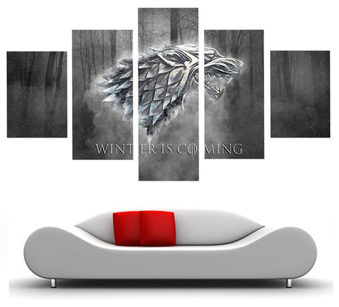 Tableau Dragon Game of Thrones | Legend Dragon