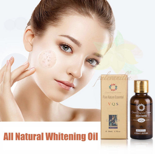 All Natural Whitening Oil