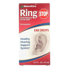 Natural Care RingStop Eardrops - 0.5 fl oz
