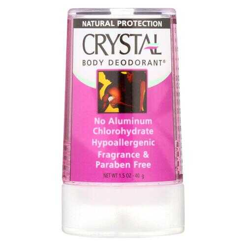 Crystal Body Deodorant Travel Stick - 1.5 oz