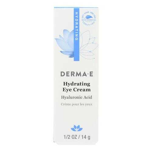 Derma E - Eye Creme Hyaluronic and Pycnogenol - 0.5 oz.