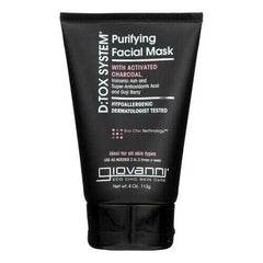 Giovanni D:tox System Purifying Facial Mask - 4 oz