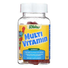 Nutrition Now Rhino Gummy Multivitamin - 60 Chewables