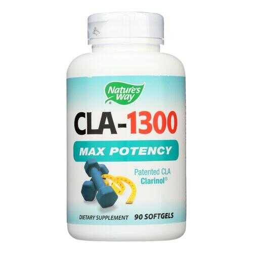 Nature's Way - CLA-1300 - 1300 mg - 90 Softgels