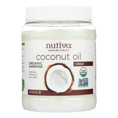 Nutiva Virgin Coconut Oil Organic - 54 fl oz
