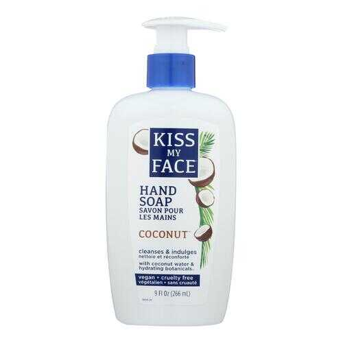Kiss My Face Moisturizing Soap - Coconut - 9 oz