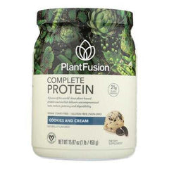 Plantfusion - Complete Protein - Cookies n' Cream - 1 lb