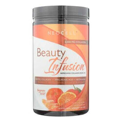 NeoCell Laboratories Collagen Drink Mix - Beauty Infusion - Tangerine Twist - 11.64 oz