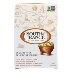 South Of France Bar Soap - Shea Butter - 6 oz - 1 each