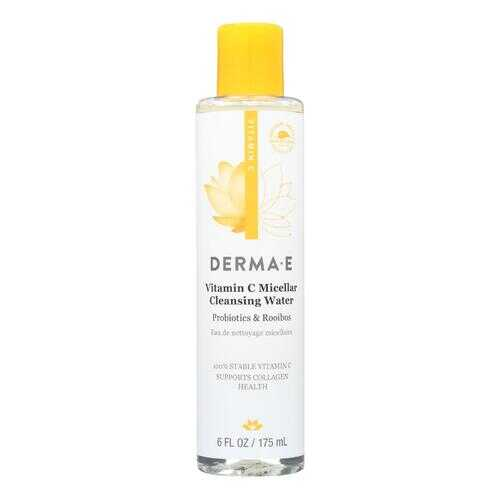 Derma E - Vitamin C - Micellar Cleans Water - 6 fl oz.