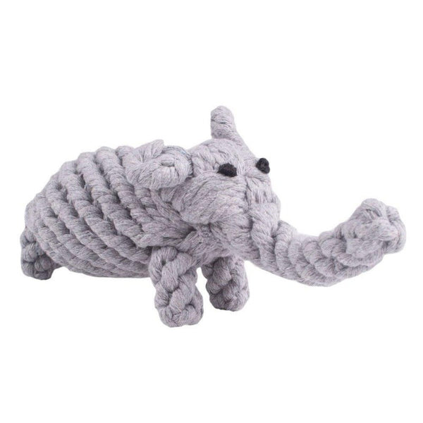 Animal Design Rope Toys