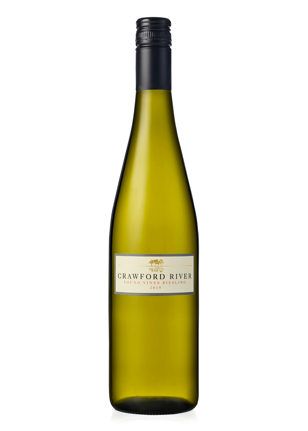 Crawford River Young Vines Riesling 2019 (6-pack)