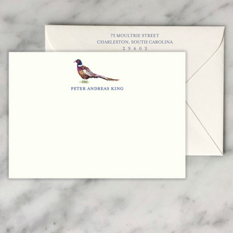 Pheasant Note Cards